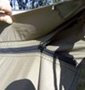 Extension Piece for Rhino-Rack Sunseeker, Batwing, and Foxwing Awnings - 48 Sq Ft Roof Extension RR31101