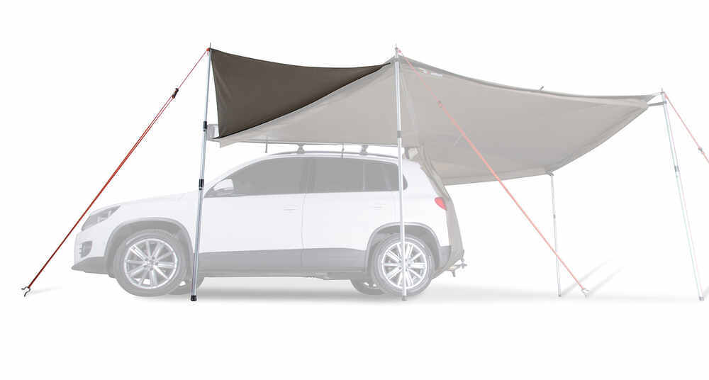 Front Edge Extension for Rhino-Rack Batwing and Foxwing Awning - Driver's Side Roof Extension RR31124