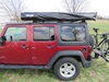 Rhino-Rack Batwing Compact Awning - Roof Rack Mount - Bolt On - Passenger's Side - 69 Sq Ft Passenger Side RR33400