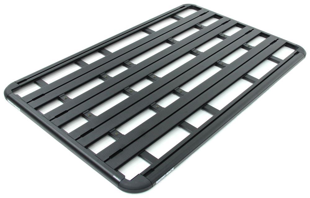"Rhino-Rack Pioneer Platform Roof Tray - Aluminum - 76"" Long x 49"" Wide Aluminum RR42102BF"