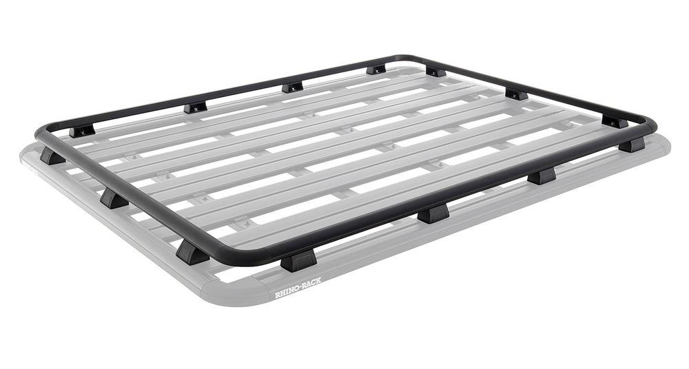 """Full Rail Kit for Rhino-Rack Pioneer Platform Racks 72"""" Long x 56"""" Wide Platform Parts RR43188B"""