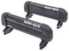 rhino rack ski and snowboard racks clamp on - standard track mount 3 pairs of skis 2 snowboards