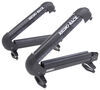 rhino rack ski and snowboard racks clamp on - standard track mount 3 pairs of skis 2 snowboards rr573