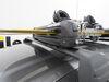 2019 nissan rogue ski and snowboard racks rhino rack roof on a vehicle