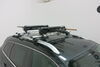 0  ski and snowboard racks rhino rack roof clamp on - standard rhino-rack carrier locking 6 pairs of skis or 4 boards