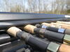 0  fishing rod holders rhino rack universal crossbar mount 11 rods rr576f