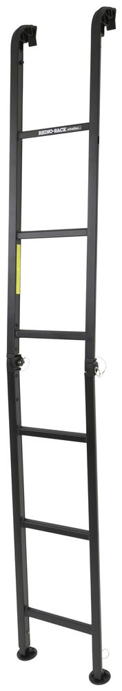 "Folding Ladder for Rhino-Rack Pioneer Platform Racks - Aluminum - 91-1/2"" Long Platform Parts RRRAFL"