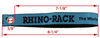 RRRAS - Bow and Stern Anchors Rhino Rack Watersport Carriers