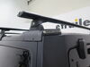 Rhino-Rack Backbone Roof Rack Mounting System - Jeep Wrangler Unlimited Hard Top RRRJKB1 on 2017 Jeep Wrangler Unlimited