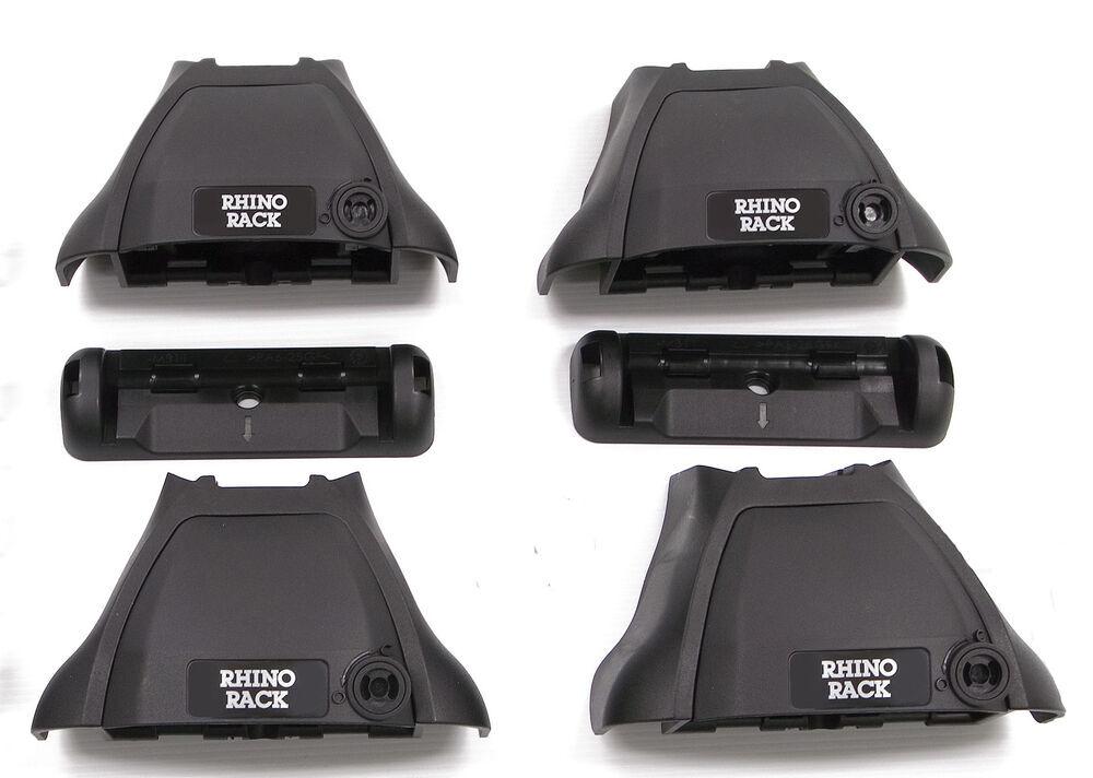 RRRLKHD - Locks Included Rhino Rack Roof Rack