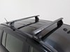 Rhino-Rack 2500 Series Legs for Vortex Aero Crossbars - Naked Roofs or Fixed Mounting Points - Qty 4 4 Pack RRRLKVA on 2015 Mazda 5