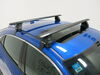 Rhino-Rack 2500 Series Legs for Vortex Aero Crossbars - Naked Roofs or Fixed Mounting Points - Qty 4 4 Pack RRRLKVA on 2017 Honda Civic