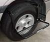 "Rhino-Rack Folding Wheel Step - Tire Mount - 22"" Wide x 8"" Deep - 250 lbs Fold-Up Step RRRWS"