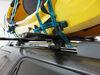 0  watersport carriers rhino rack fishing kayak clamp on rhino-rack nautic stack carrier w/ tie-downs - post style folding 4 kayaks