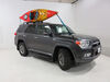 Rhino-Rack Nautic Stack Kayak Carrier w/ Tie-Downs - Post Style - Folding - 4 Kayaks Clamp On RRS520