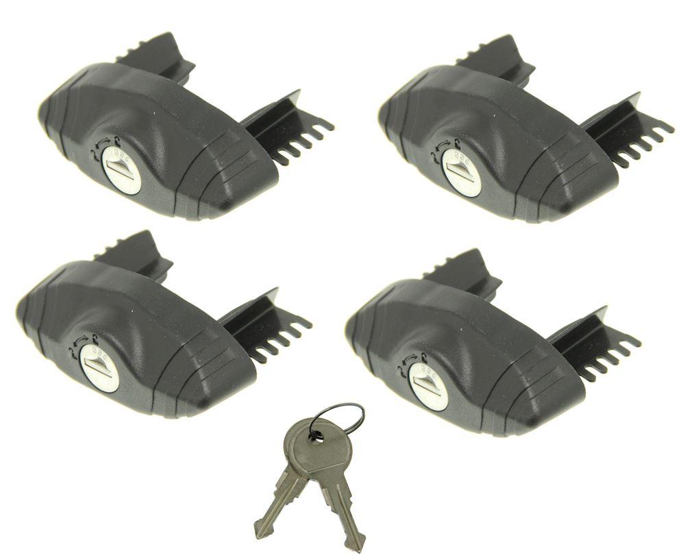 RRVA-LEC4 - End Caps Rhino Rack Roof Rack