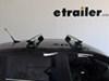 Rhino Rack 2 Bars Roof Rack - RRVA118S-2 on 2014 Chevrolet Sonic