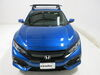 RRVA126B-2 - Aluminum Rhino Rack Roof Rack on 2017 Honda Civic