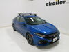 RRVA126B-2 - Locks Included Rhino Rack Roof Rack on 2017 Honda Civic