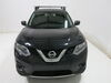 "Rhino-Rack Vortex Aero Crossbars - Aluminum - Silver - 49"" Long - Qty 2 2 Bars RRVA126S-2 on 2016 Nissan Rogue"
