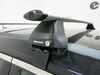 Roof Rack RRVA126S-2 - Locks Included - Rhino Rack on 2016 Nissan Rogue