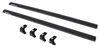 "Rhino-Rack Vortex Crossbar System for Retrax XR Series Tonneau Covers - Black - 71"" Long Crossbars RRVA180B-RRRLT600"