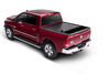 RetraxPRO MX Hard Tonneau Cover - Stake Pocket Cutouts - Retractable - Aluminum - Matte Aluminum RT80236