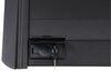 retrax tonneau covers retractable aluminum retraxpro mx hard cover - matte black