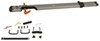 Kuat Trio Roof Bike Rack - Fork Mount - Clamp On - Aluminum - Gunmetal Gray Disc Brake Compatible RU01