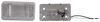 RV Rectangular Porch and Utility Light - Clear 6L x 3-1/2W Inch RVPL1C