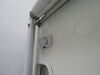 RV Rectangular Porch and Utility Light with Switch - Clear 6L x 3-1/2W Inch RVPL3C