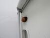 0  rv lighting optronics exterior light porch utility - incandescent oval black housing amber lens