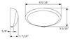 Optronics 12V RV Lighting - RVPLL13CB