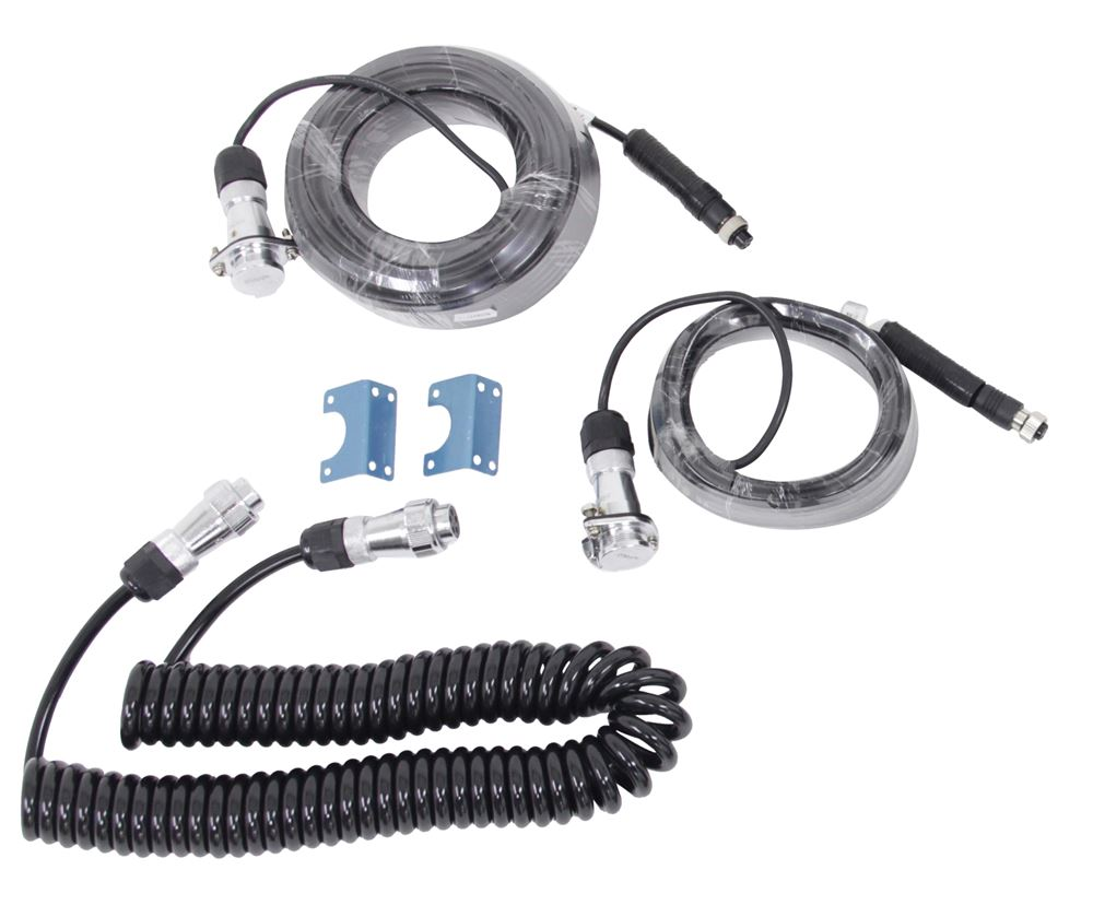 Rear View Safety Trailer Tow Quick Connect Kit For Backup Camera Systems Quick Connect/Disconnect Kit RVS-213-613