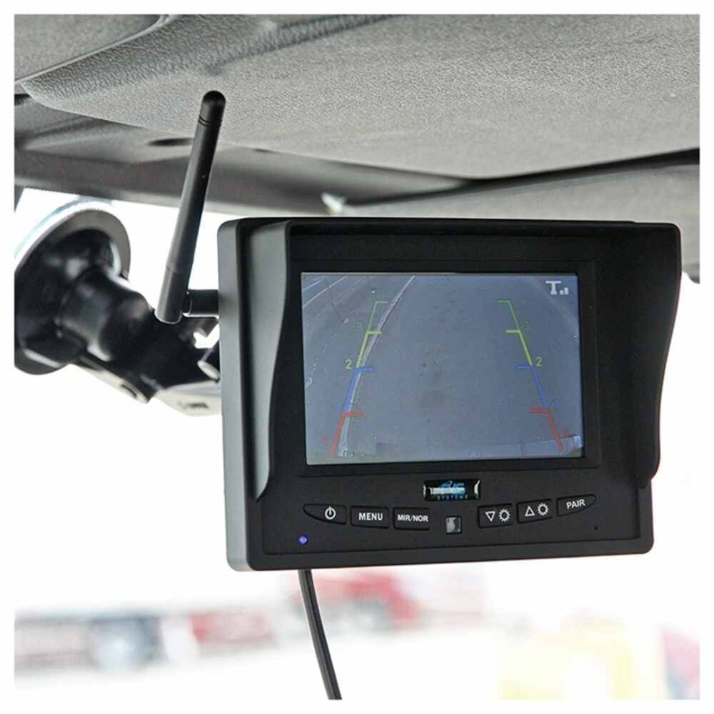 Rear View Safety Inc 130 Degrees Backup Camera - RVS-225W-A-02