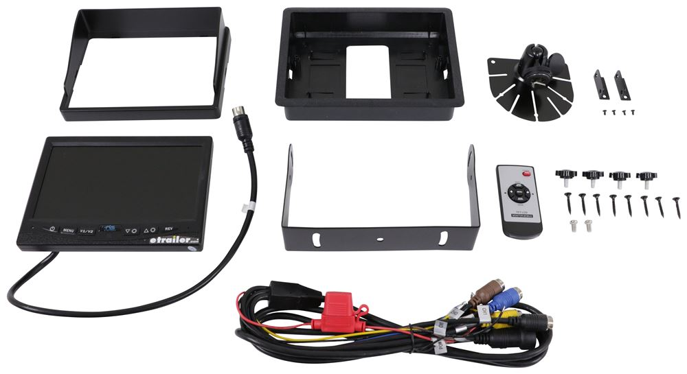 Rear View Safety Inc Accessories and Parts - RVS-6137Q