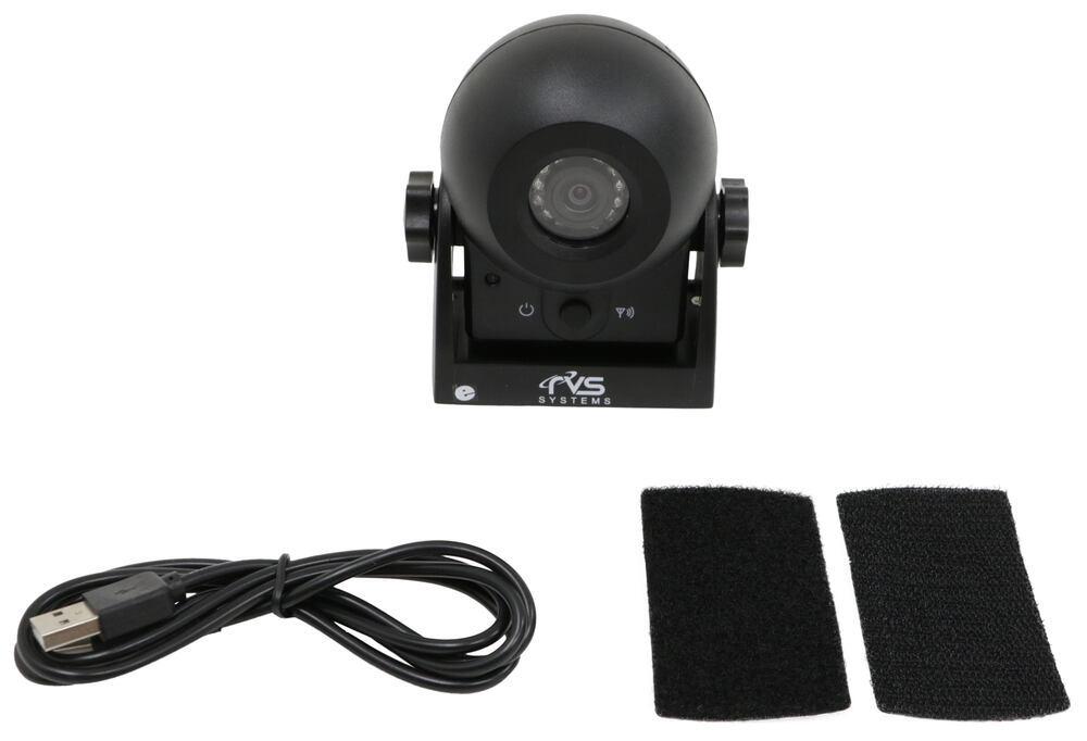 Rear View Safety Inc Smartphone Monitor Backup Camera - RVS-83112-WIFI