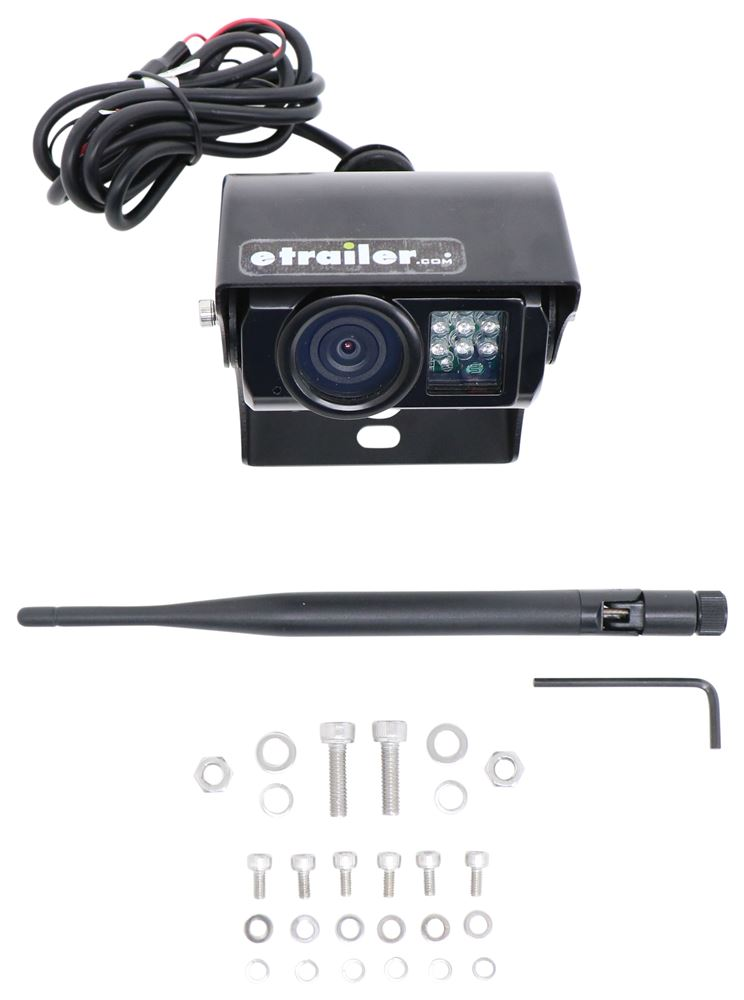 Rear View Safety Inc Backup Camera - RVS-DS1