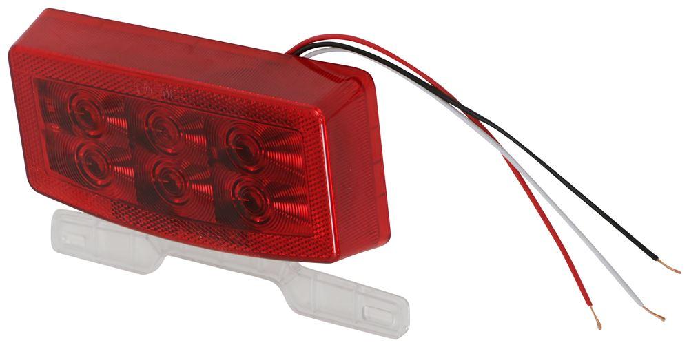Optronics Red Trailer Lights - RVSTL21