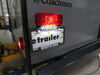 Optronics 8-1/2L x 3W Inch Trailer Lights - RVSTLB61 on 2021 Coachmen Apex Ultra-Lite Travel Trailer