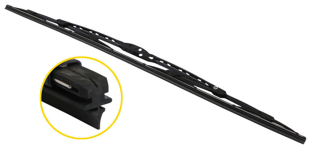 "Rain-X Weatherbeater Windshield Wiper Blade - Frame Style - 26"" - Qty 1 Single Blade - Standard RX30226"