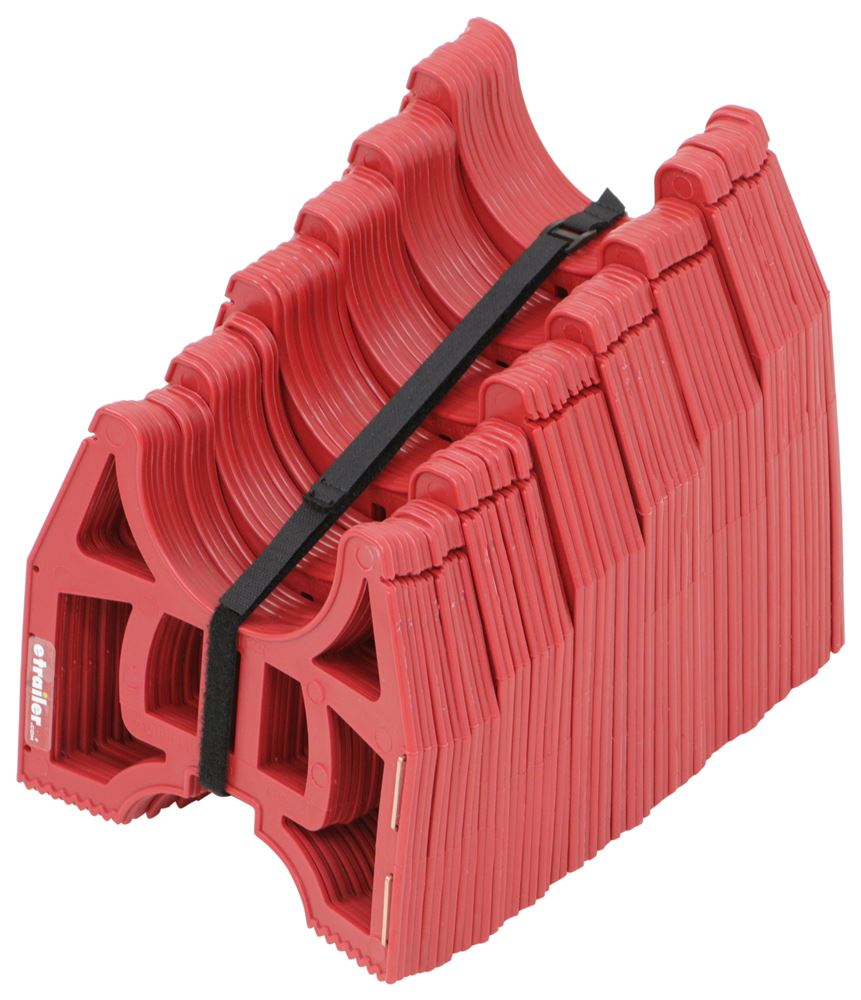 Slunky Red RV Sewer Hose Support - S2000R