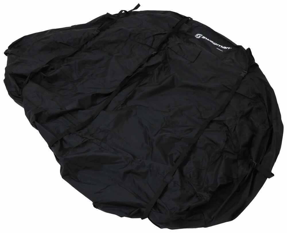 S24FR - Black Swagman Bike Covers