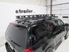 "Surco Safari Rack 5.0 Rooftop Cargo Basket - 72"" Long x 50"" Wide Aluminum S5072"