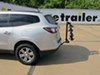 "Swagman Trailhead 4-Bike Rack for 2"" Hitches - Fixed Base Class 3 S63381 on 2015 Chevrolet Traverse"