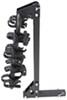 swagman bulk rv and camper bike racks hanging rack fits 2 inch hitch trailhead 4-bike for hitches - fixed base