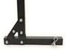 swagman bulk rv and camper bike racks hitch rack fits 2 inch s63381