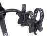 swagman rv and camper bike racks hanging rack fits 1-1/4 inch hitch 2 titan for hitches - tilting