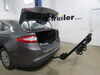 2014 ford fusion rv and camper bike racks swagman hanging rack hitch titan 2 for 1-1/4 inch hitches - tilting