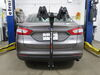 2014 ford fusion rv and camper bike racks swagman hanging rack fits 1-1/4 inch hitch 2 on a vehicle